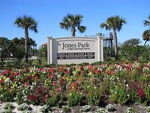 Joseph T. Jones - City Park