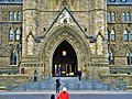 Entry into the Ottawa Parliament - panoramio.jpg