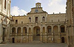 Episcopio lecce wikipedia - Architetto lecce ...