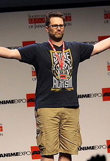Eric Vale at Anime Expo 2013.jpg