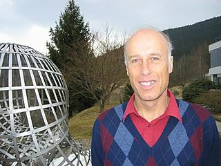 Ernst Hairer Austrian mathematician