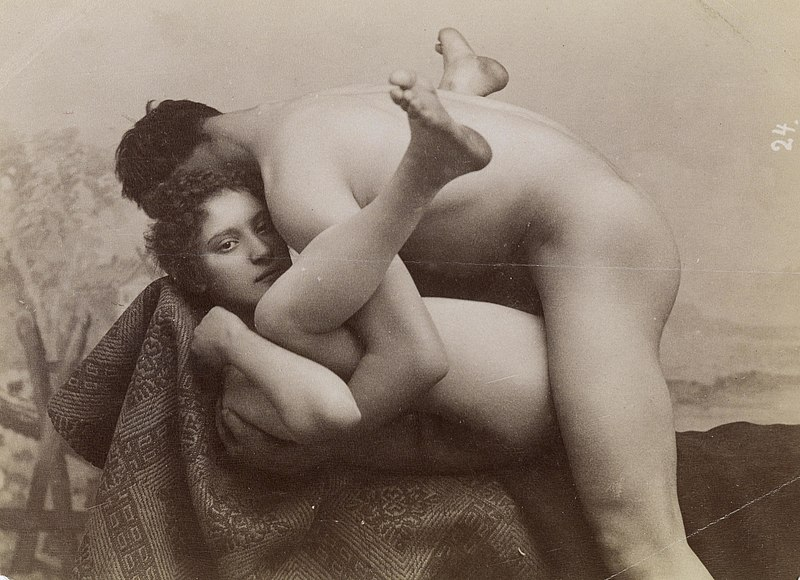 History of sex 1800s