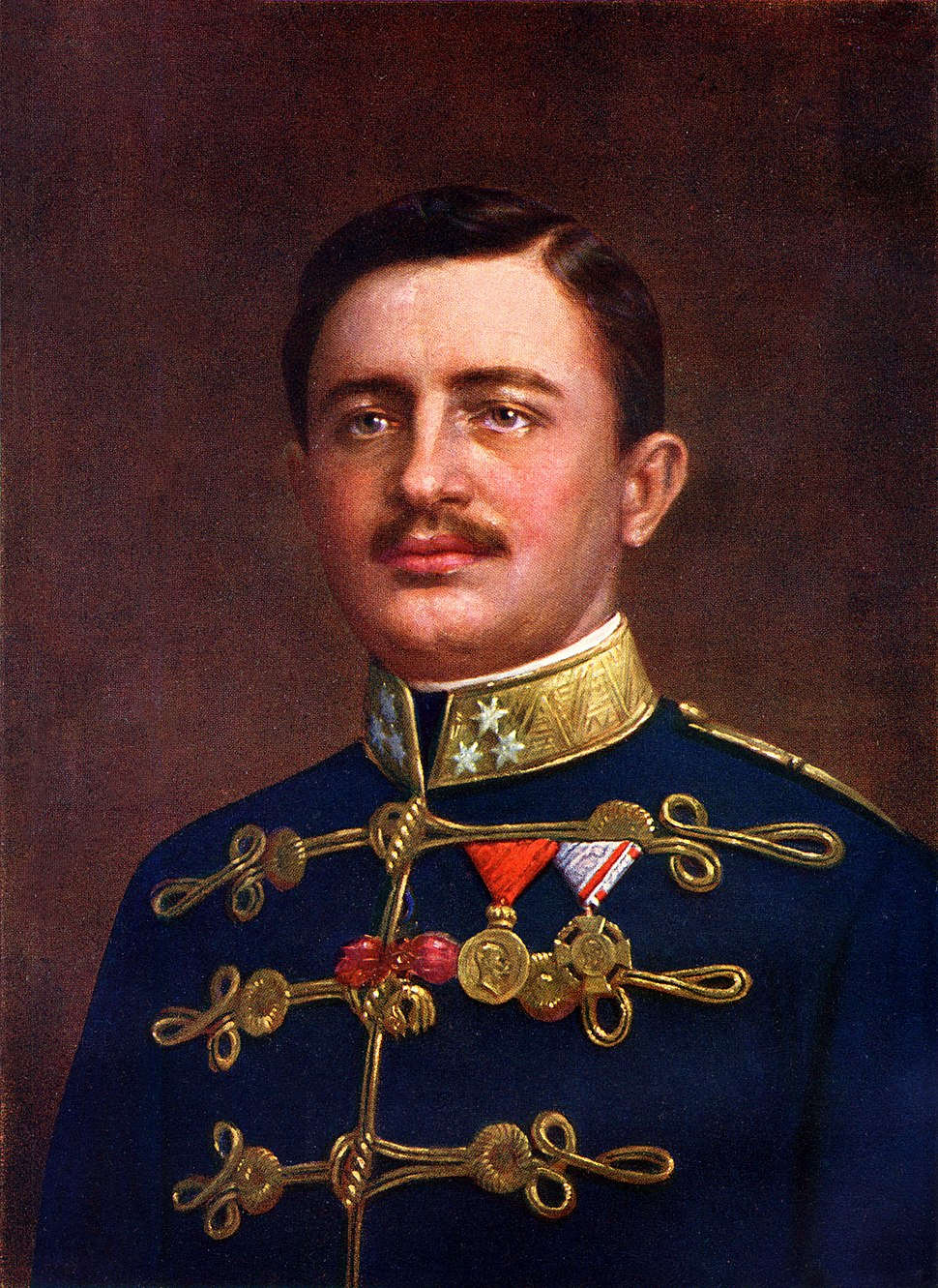 Erzherzog Thronfolger Karl Franz Josef