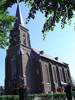 Escharen Place in North Brabant, Netherlands