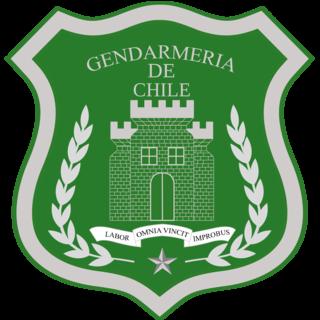 Chilean Gendarmerie