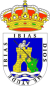 Coat of arms of Ibias