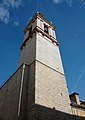 Església de sant Nicolau de València, campanar.JPG