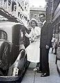 Esküvői fotó, 1946 Budapest. Fortepan 105112.jpg