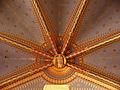 Esslingen aN, Frauenkirche, Chorgewoelbe, Schlussstein mit Madonna.jpg