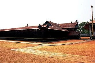 Ettumanoor - Ettumanoor temple
