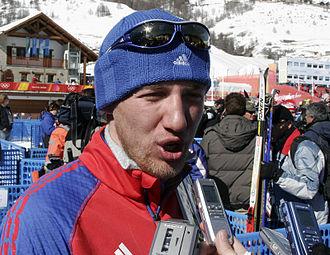 Yevgeny Dementyev - Dementyev in 2006.