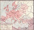 Europe and the Mediterranean Lands by Religions about 1097 (William R. Shepherd).jpg