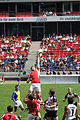 European Sevens 2008, Germany vs Georgia, lineout.jpg
