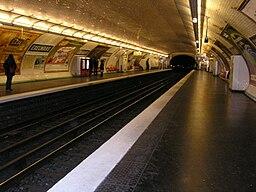 Exelmans station (Paris Metro)
