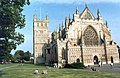 Exeter Cathedral, Exeter - geograph.org.uk - 3389.jpg