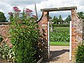 Exit from the walled garden - geograph.org.uk - 1417221.jpg