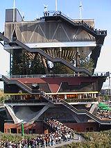 Dutch pavilion at Expo 2000