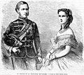 Expo univ 1867 Le Prince et la Princesse de Galles par Maria Chenu.jpg