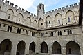 Exterior of Palais des Papes 017.jpg