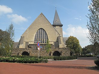 Eygelshoven - Image: Eygelshoven, kerk 2 foto 10 2011 09 27 14.00