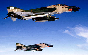 Robert M. Bond - USAF F-4 Phantoms over Vietnam