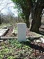 F.E. Cochrane grave RAF Mutton Lane Cemetery.JPG