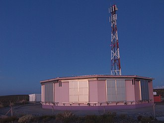 Pierre Auger Observatory - Image: FD building