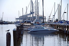 FEMA - 37538 - Pass Christian Harbor with docked boats in Mississippi.jpg