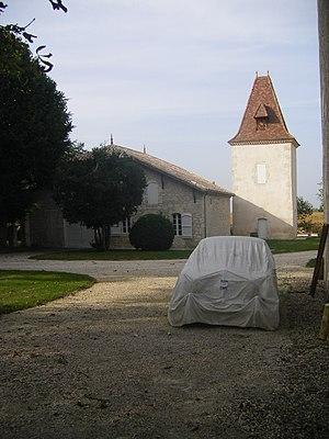 Cassignas - The hamlet of Les Tricheries