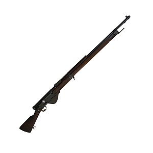 Semi-automatic firearm - The Fusil Automatique Modele 1917 was the first semi-automatic rifle to be widely issued in the infantry in any nation's army.