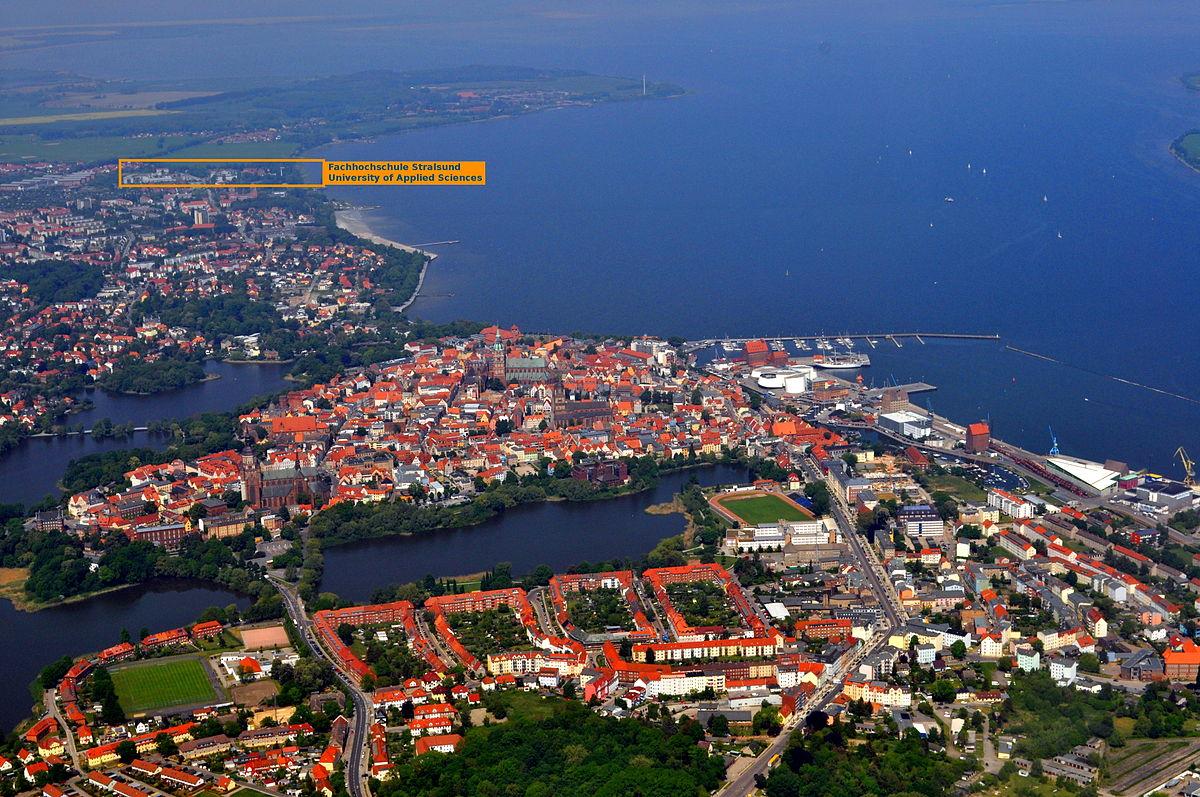 Hochschule Stralsund Wikipedia