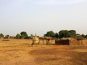 Est Region (Burkina Faso) - Image: Fada N Gourma Secteur 9