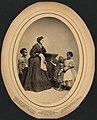 Fannie Virginia Casseopia Lawrence redeemed slave by Kellogg Bros 1863.jpg