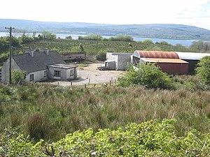 Sliabh an Iarainn - Cornashamsoge townland