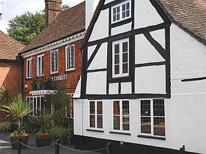 Farnham - William Cobbett's birthplace