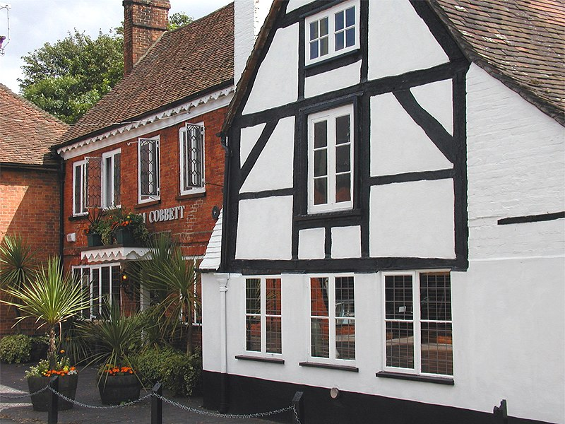 Farnham Cobbett's birthplace