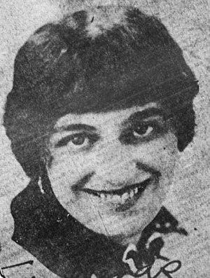 Fay King (cartoonist) - Fay King in 1913.