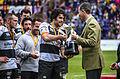 Felipe VI en la Final de la Copa del Rey de Rugby 2016 en Valladolid.jpg