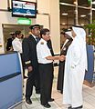 Felix Air Inauguration Bahrain International Airport (6805784366).jpg