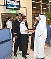 Felix Air Inauguration Bahrain International Airport (6805784366).jpg