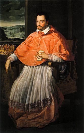 Ferdinando I de' Medici, Grand Duke of Tuscany - Ferdinando I de' Medici as Cardinal (1562 to 1589).