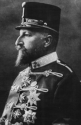 Second Balkan War - Ferdinand I of Bulgaria