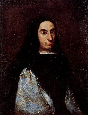 Fernando de Valenzuela, 1st Marquis of Villasierra - Fernando de Valenzuela, portrait by Claudio Coello, c. 1660.