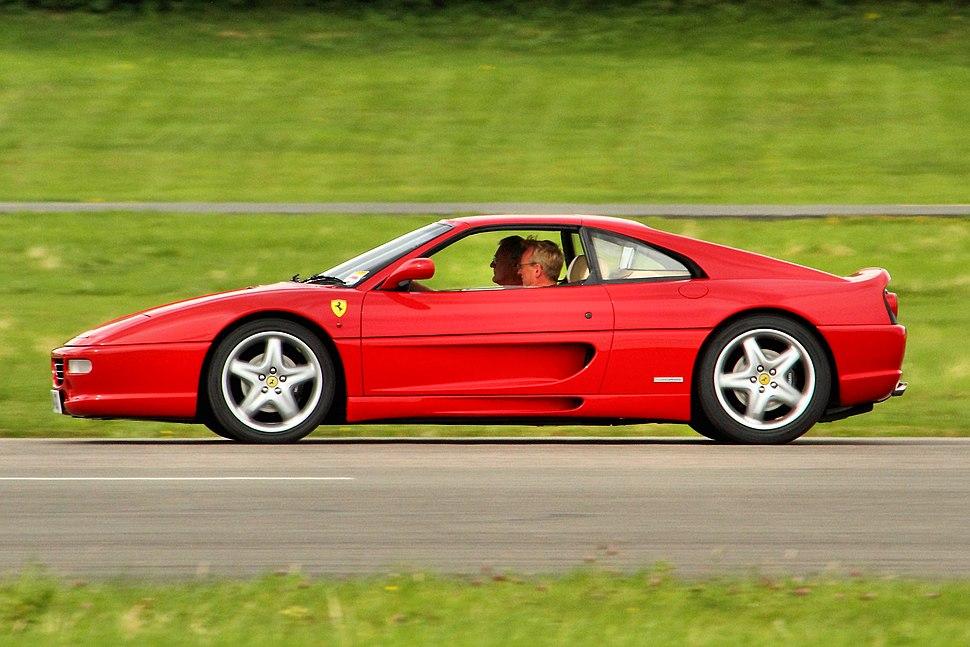 Ferrari - Dunsfold Wings and Wheels 2014 (15069911652)
