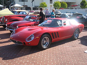 1964 World Sportscar Championship - Ferrari won the GT Division III title with the 250 GTO