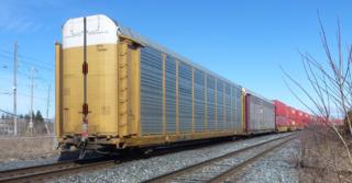 Interchange (freight rail) In freight rail transport