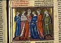 Fiançailles d'Arthur et Guenièvre par l'évêque de Thoraise.jpg