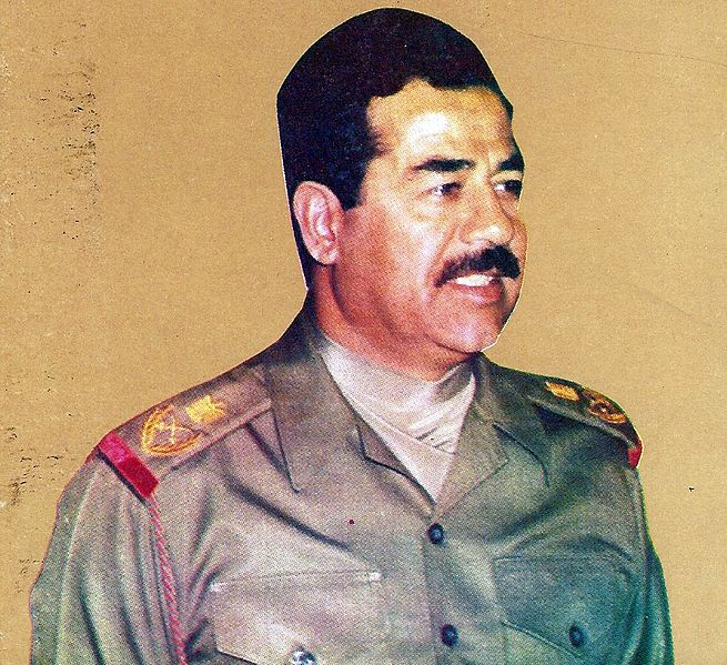 File:Field Marshal Saddam Hussein.jpg