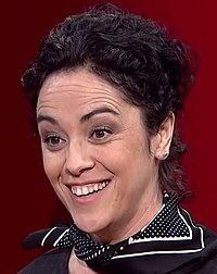 Filósofa Márcia Tiburi na TV Brasil (cropped).jpg
