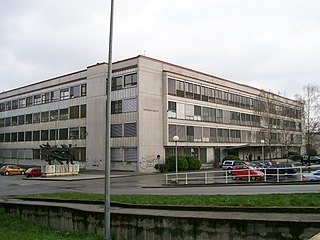 Faculty of Humanities and Social Sciences, University of Zagreb university department